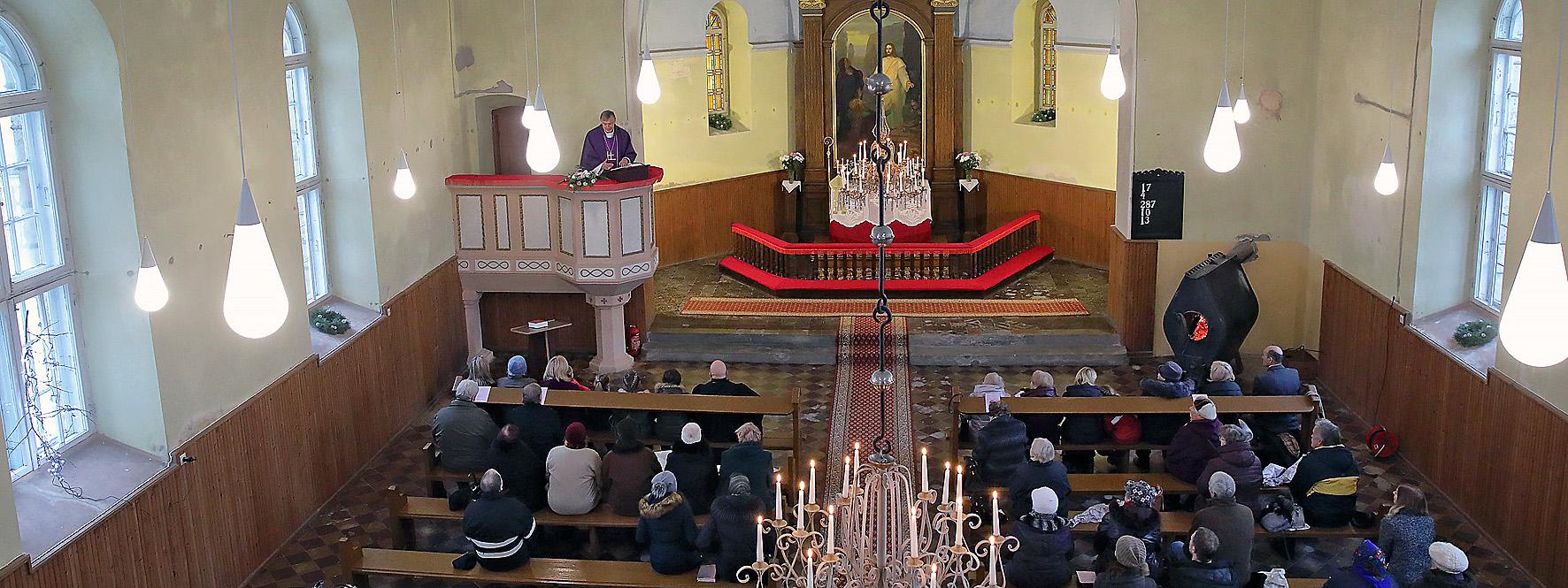 Latvijas Evaņģēliski Luteriskā Baznīca